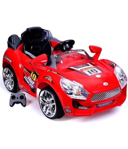 Beautiful Kids Battery Operated Car