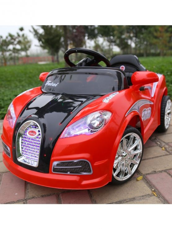 Beautiful Kids Battery Operated Bughatti Car