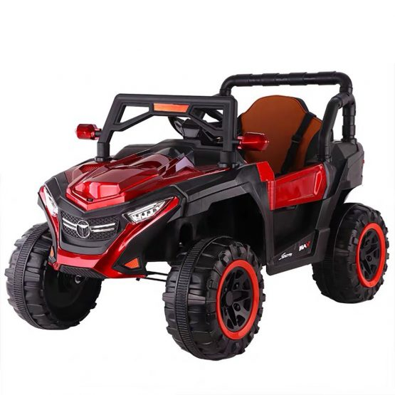 Electric Rechargeable Off Road Jeep