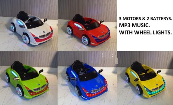 BMW Z5 Rechargeable Ride On Car