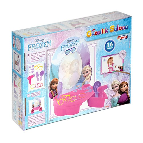 Dede Frozen Beauty Salon Set
