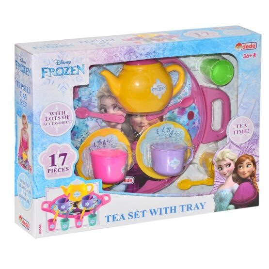 DeDe Frozen Tray Tea Set