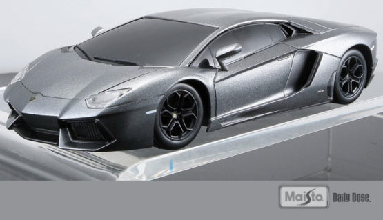 Maisto Remote Control Lamborghini Aventador Car – Colors May Vary