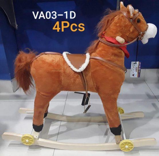 Cute Kids Poni Horse