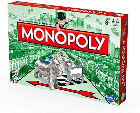 Hasbro Classic Monopoly 00009 Board Game