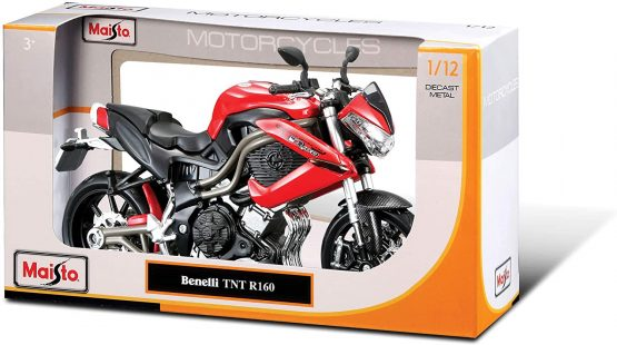 Maisto Scale Motorcycle Assorted Dispenser 1:12(color may vary)