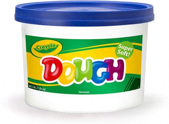 Blue Crayola Dough Bucket 3 Pounds