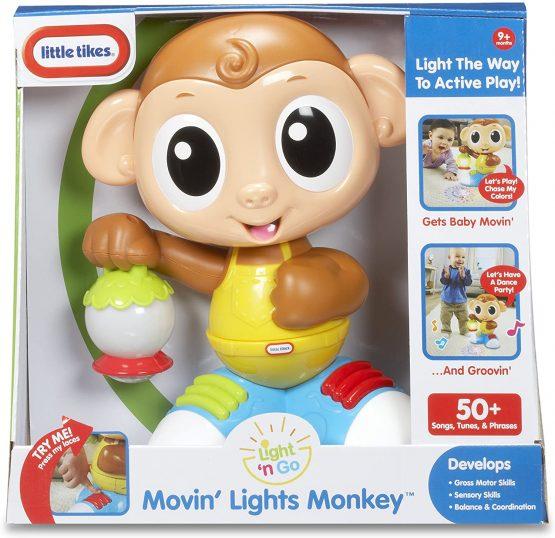 Little Tikes Light 'n Go – Movin' Lights Monkey