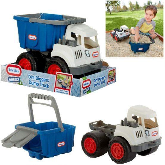 Little Tikes – Dirt Excavators 2-in-1 Dump Truck