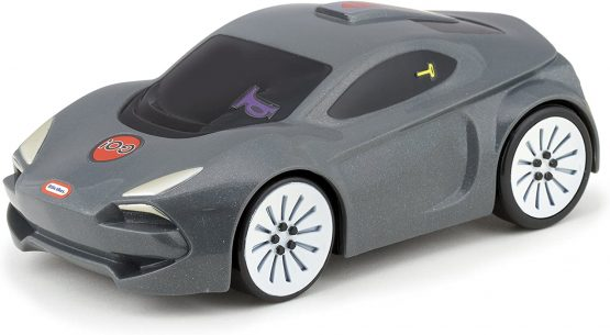 Touch and Go Racers- Grey Sportscar