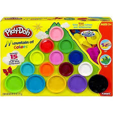 Play Doh Rainbow Mountain Super Set