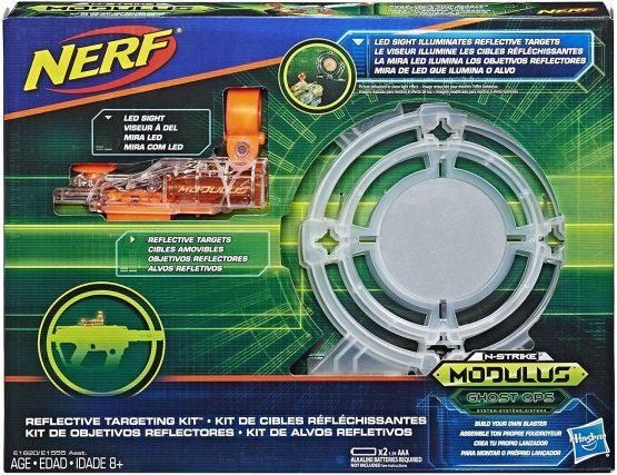 Nerf Modulus Ghost Ops – Kit de objetivo reflectante
