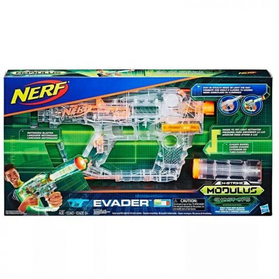 NERF Shado OPS Baster