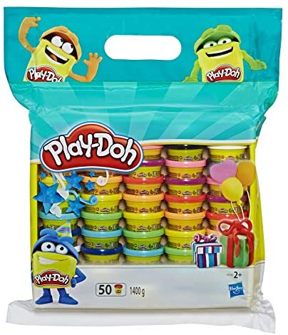 Play-Doh Bag of 50 Count Units