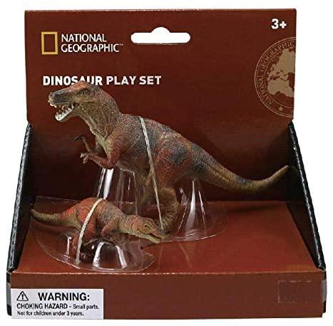 Tyrannosaurus National Geographic Dinosaur Playset