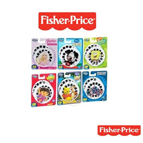 Fisher Price Classics Reel Assortment