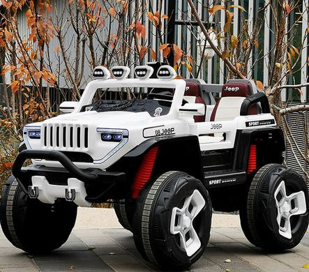 Big Size Jeep Double Seats RC Baby Kids Rides On Electric Vehicle 2020
