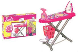 DeDe 1506 Barbie Iron Set