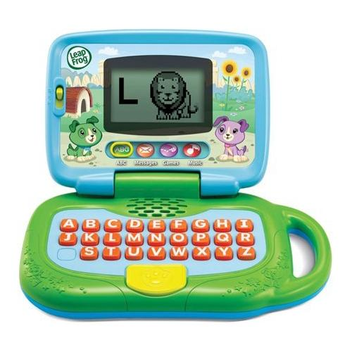 Little Tikes LeapFrog My Own Leaptop Toy Laptop, Green