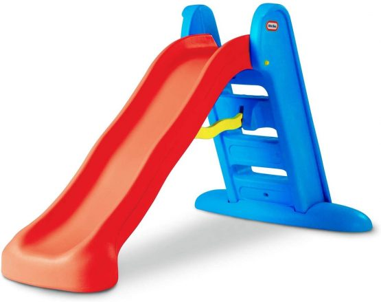 LittleTikes easy store large slide primary