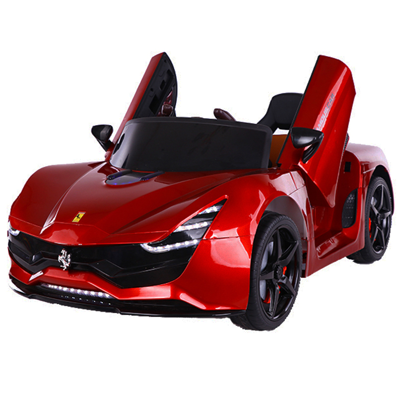 Rc Kids Ride On Ferrari Car Pakistan No 1 Baby Toys Shop A Complete Kids Range Myhappybaby Pk