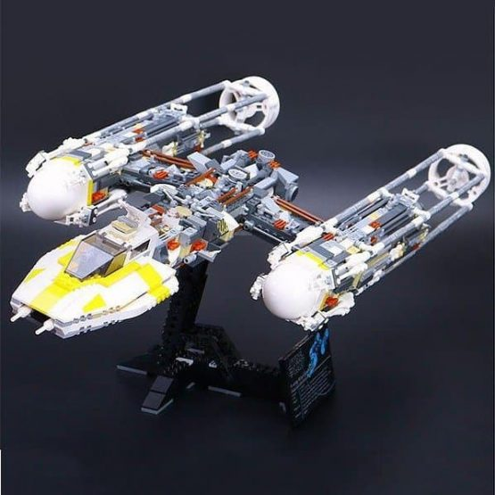 Lepin 05040 Y Wing Attack Fighter