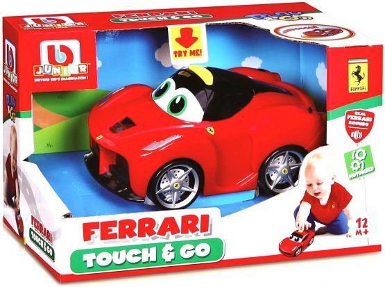 BB Junior 81600 Play & Go Ferrari Touch & GO