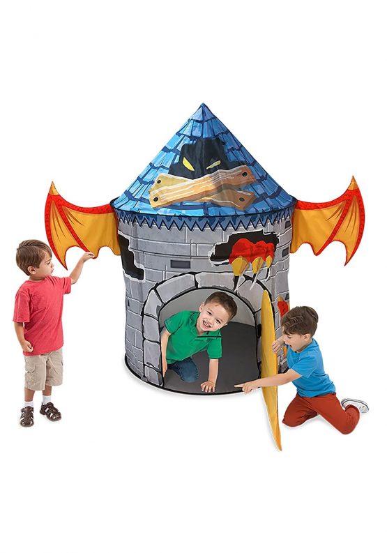 87012 Dragon Castle Playhut Tent