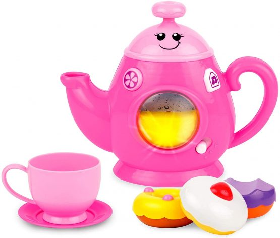 WinFun 0754G Sweet Tea Set With Fun Music