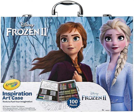 Crayola 040594 Frozen 2 Inspiration Art Case