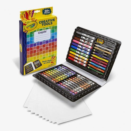 Crayola 046828 Creative Color Pencil Tool Set