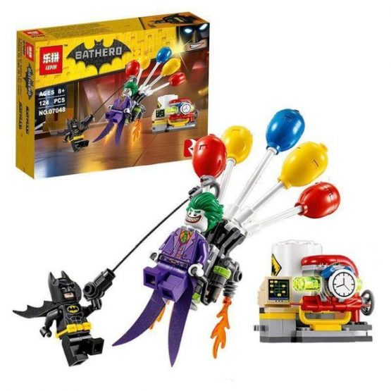 LEPIN 07048  BATMAN BLOCKS