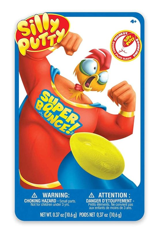 Crayola 080194 Super Bounce Silly Putty Mystery Color