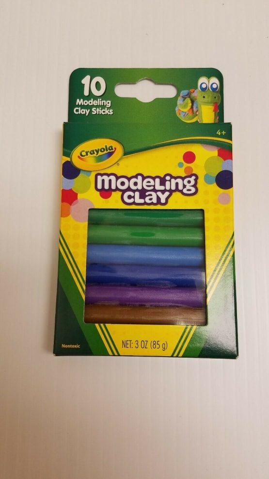 Crayola 570310 Modeling Clay 10 Count