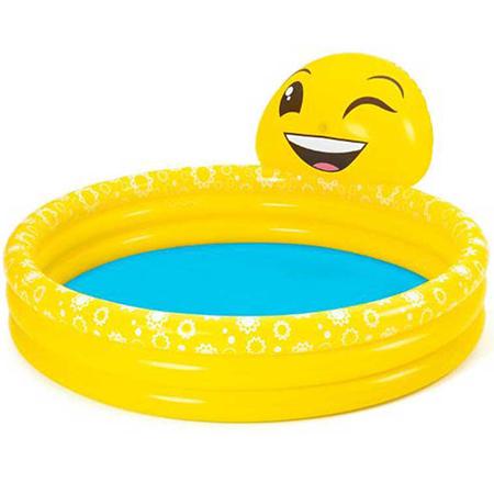 Bestway 53081 Summer Smiles Sprayer Pool
