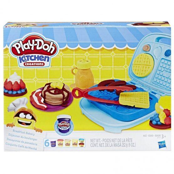 Play Doh B9739 Breakfast Bakery Fun