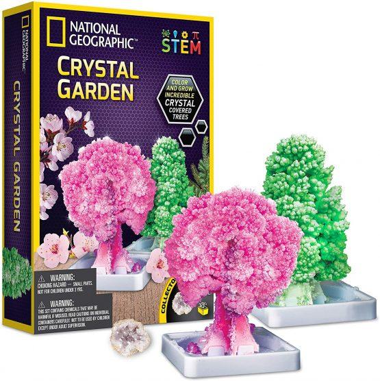National Geographic CRYSTALGRDN Crystal Growing Garden