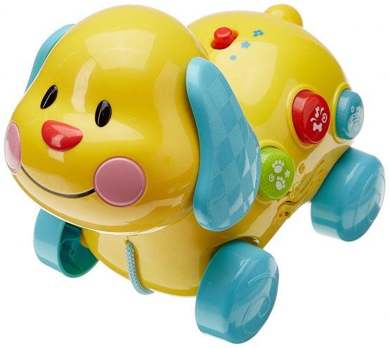 Winfun 0664 Push Along Puppy