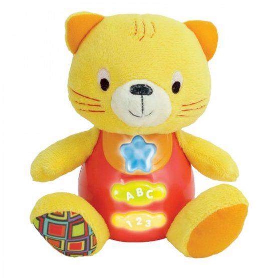 Winfun 0685 Sing N Learn Cat