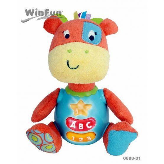 Winfun 0688-01 Sing N Learn Giraffee
