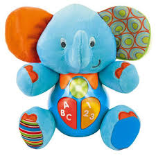 Winfun 0689 Sing N Learn Elephant