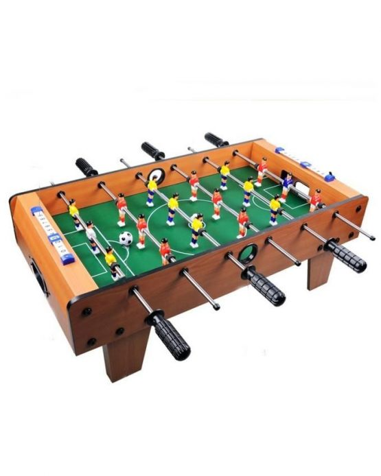 20205 Wooden Table Soccer Game