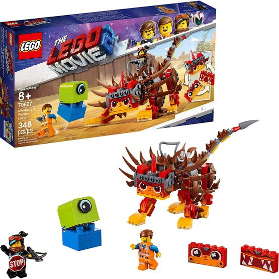 LEGO 70827 Ultrakatty & Warrior LUCY Movie 2