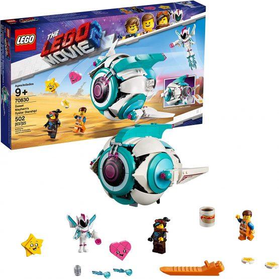 LEGO 70830 Sweet Mayhem's Systar Starship Movie 2 Toy set