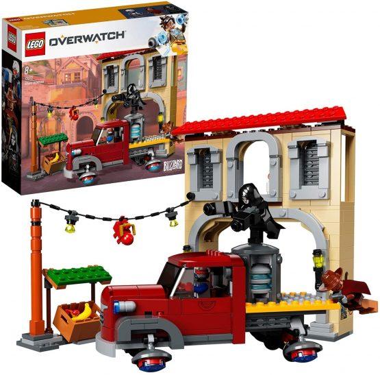 LEGO 75972 Dorado Showdown Overwatch Play Set