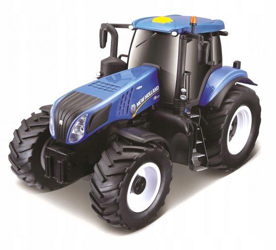 Maisto 82231 Motosounds Work Tractor