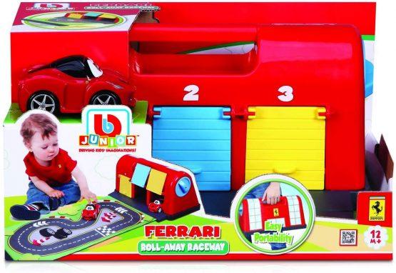BB Junior 88806 Ferrari Roll-Away Raceway