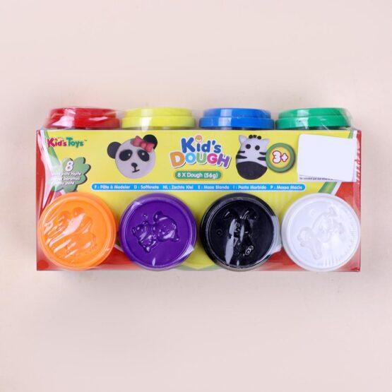 Kids Dough 11060 8Pcs Play Set