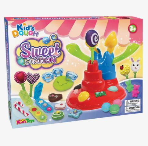 Kids Dough 11663 Sweet Dough Set
