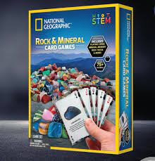 National Geographic RTNGRKMEM Color full Educational Toy